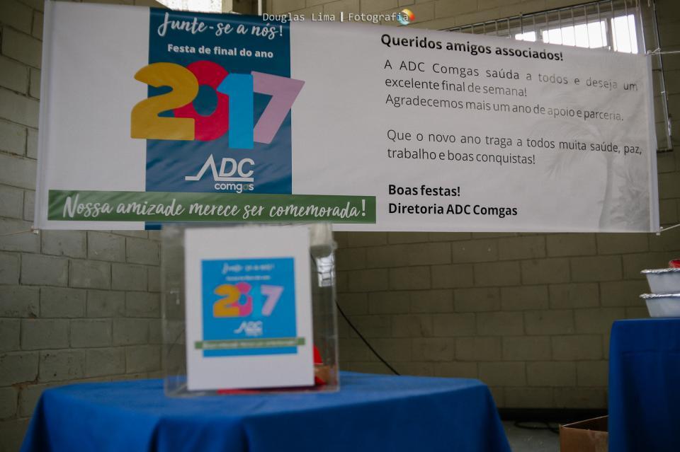 ADC Comgas - 2017 - Junte-se a nós!