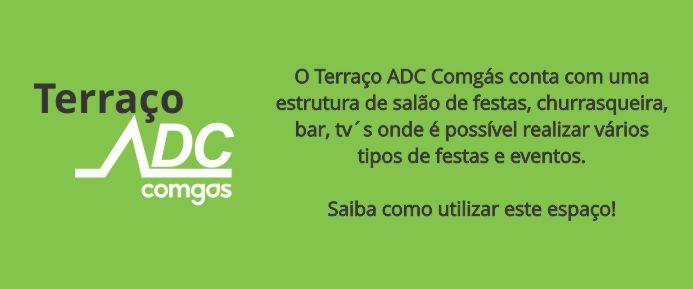 Terraço ADC Comgas